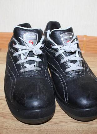 4 взуття робоче sixton 39р рабочие ботинки, рабочая обувь, бер...