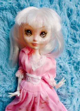 Кукла Ооак на основе Эвер Афтер Хай, ручная работа