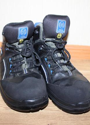 6 взуття робоче burgia 44+р рабочие ботинки, рабочая обувь, бе...