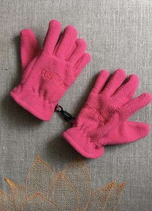 Перчатки детские reflex