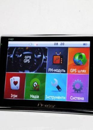 GPS навигатор 5 516 128+8Gb