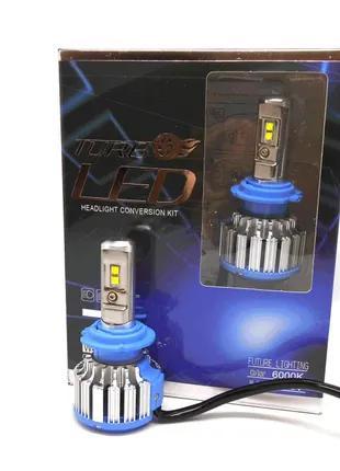 Комплект светодиодных автомобильных LED ламп Turbo Led H7(PX26d)
