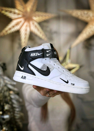 Nike air force зима