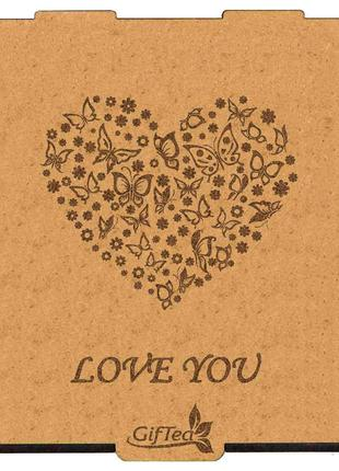 Подарок на день святого Валентина, день влюбленных. Набор чая. Ча