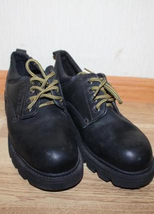 22 взуття робоче steel toe 39р рабочие ботинки, рабочая обувь,...