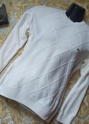 Шикарный мужской свитер. на бирке- l р-р.