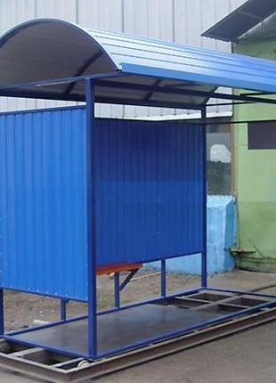 Зупинка громадського транспорту (стандарт) 3000х2500