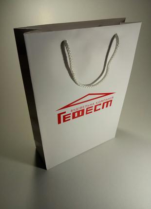 Пакеты бумажные,крафт, пакеты брендированные, пакеты с печатью