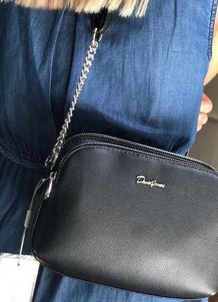 Женская сумка в стиле david jones девид джонс