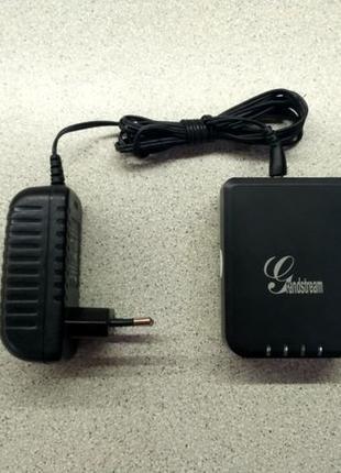 Голосовой VoIP, SIP шлюз Grandstream HT701