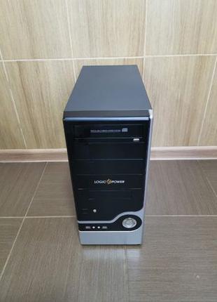 Системный блок Intel DualCore G1620(2,7GHz), DDR3-4Gb, HDD- 500GB