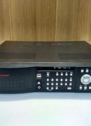 Профессиональный 16-канальный видеорегистратор(DVR на 16 камер)