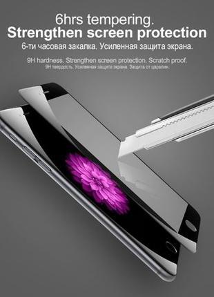 Защитное стекло iPhone 6 и iPhone 6 Plus