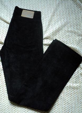 Брендовые джинсы-брюки vinci velur w29,30,31l34.турция,демисезон