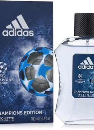 Adidas uefa champions league champions edition мужская туалетн...