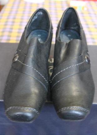 Ценителям мягкой комфортной обуви-новые туфли marcotozzi40разм...