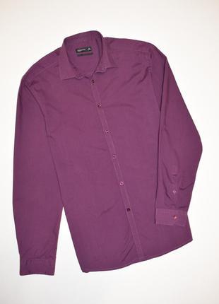 Мужская рубашка длинный рукав, cedarwood state