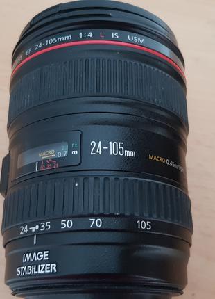 Объектив Canon EF 24-105 mm f/4L IS USM