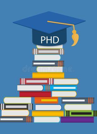 Защита диплома PhD. Дистанционные программы PhD в университет Шве
