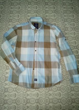 Легкая рубашка  l\xl