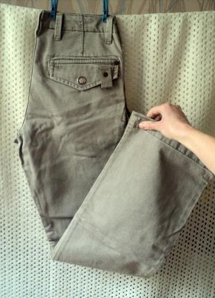Брендовые джинсы vinci турция w29-30 l34 осень