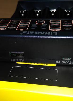 Зарядное устройство LiitoKala Lii-402 , Powerbank