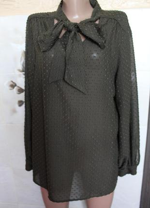 Блузка next в идеальном состоянии 3xl