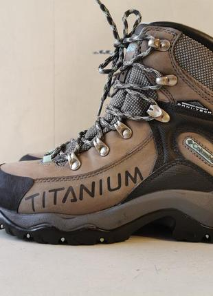 Columbia titanium ботинки