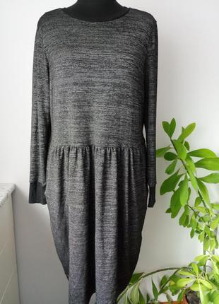 Стильное трикотажное платье от marks&spenser