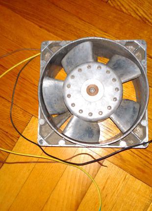 Осевой вентилятор MEZAXIAL 3202. Чехия