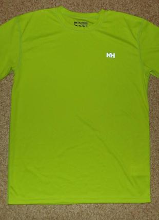 Тренировочная футболка helly hansen traning