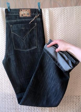 Брендовые джинсы vinci турция w38l36, w40l36 на высокого мужчи...