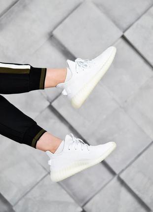 Adidas yeezy boost 350 шикарные женские кроссовки адидас изи