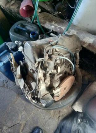 Мотор ВАЗ 2121