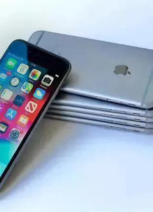Apple iPhone 6 16Gb Neverlock Оригинал, БУ, Гарантия, Доставка