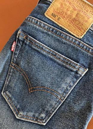 СРОЧНО продам шикарные джинсы LEVIS 505 100% оригинал!!!