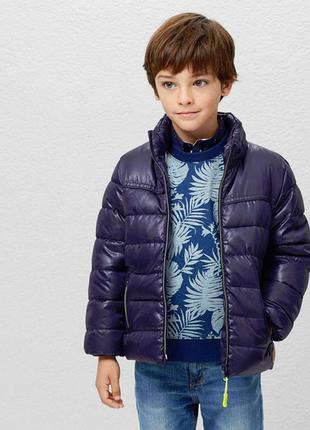 Стильная стеганная куртка benetton