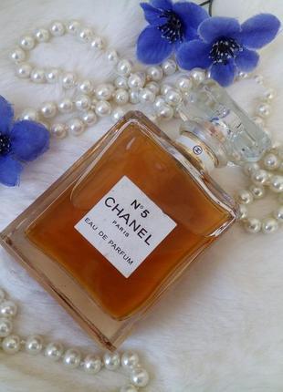 Chanel № 5 (шанель), духи, винтаж, франция, туалетная вода, ор...
