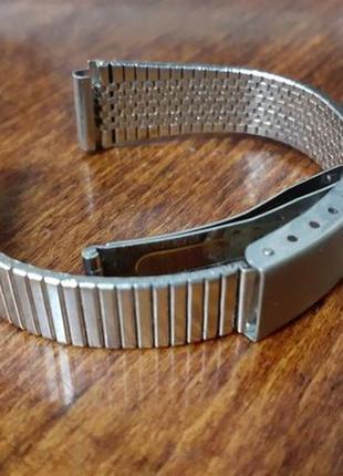 Ремешок (браслет) от часов ссср, металлический из нержавеющей ...