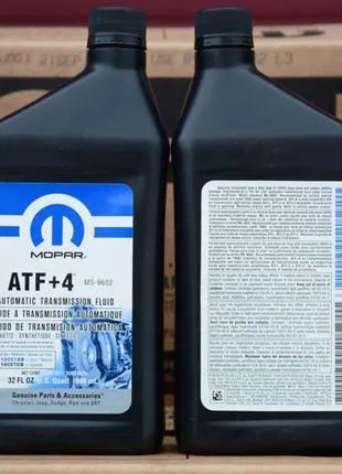 Mopar ATF+4
