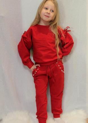 Мега стильный костюм для девочек