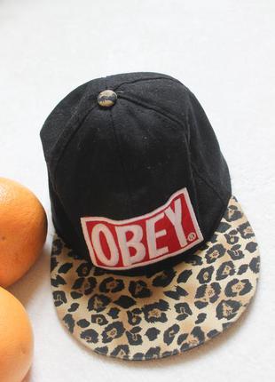 Стильная кепочка от obey