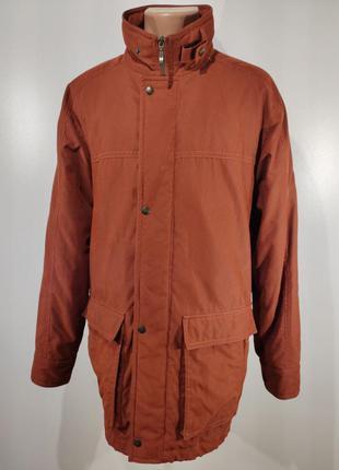 Мужская фирменная куртка gerry weber германия размер 50