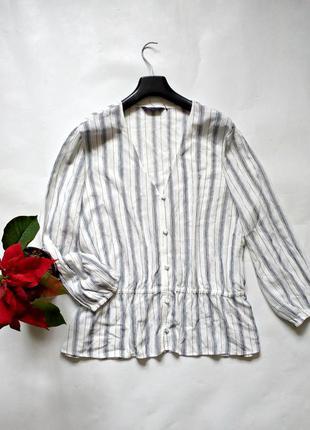 Вискозная блуза 22