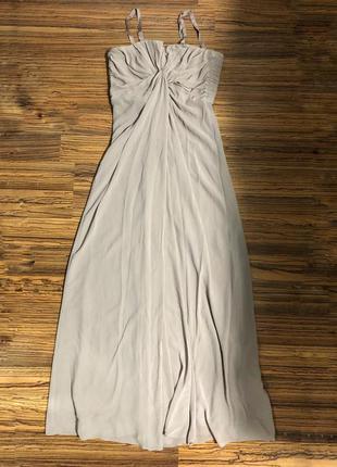 Платье в пол вечернее новое
