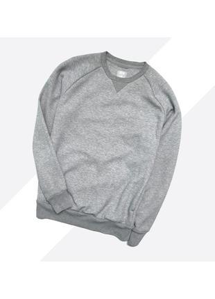 Uniqlo l / мужской спортивный dry fit свитшот с карманами