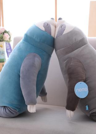 Мягкая игрушка Плюшевый ленивец Плюшевая игрушка-подушка подарок