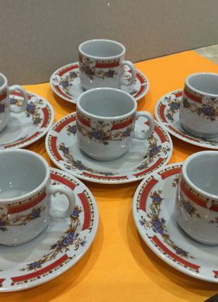 Кофейный сервиз производство Китай.