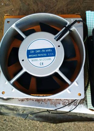Вентилятор, аналог ВН2.
