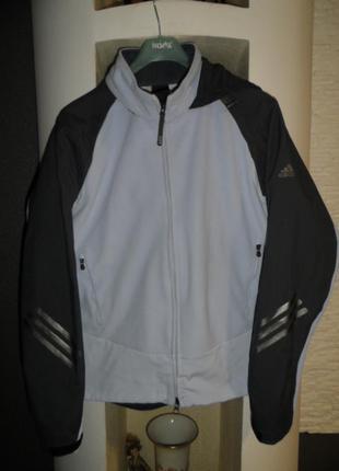 Adidas оригинал,отличная термоветровка ,р.14